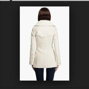 Mackage Jackets & Coats - Mackage cashmere wool coat - cream